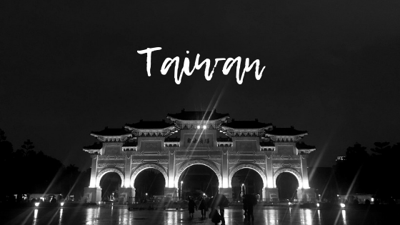 The One About Taiwan